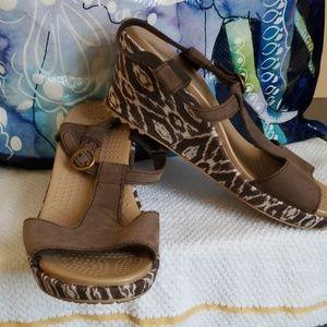 Crocs sandals sz.8